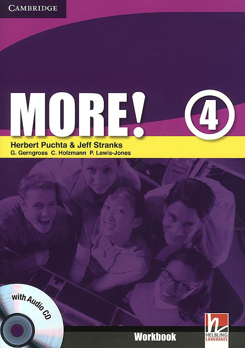 More! Level 4: Workbook (+ CD-ROM)
