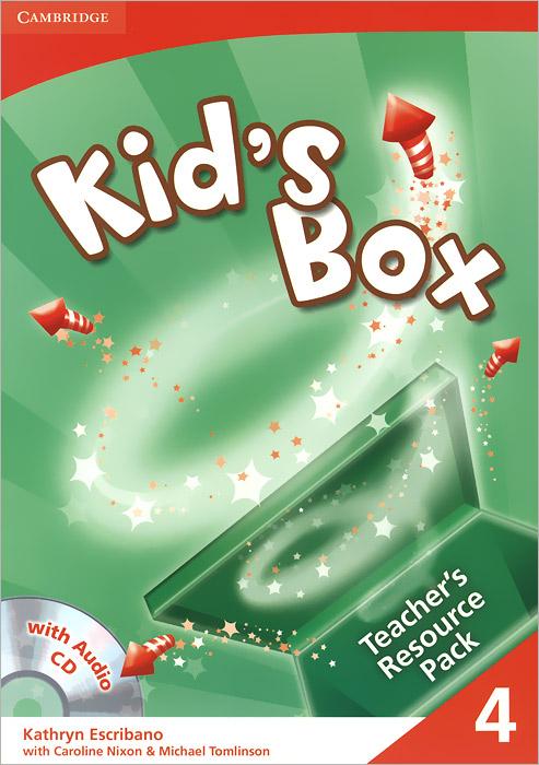 Kid's Box: Level 4: Teacher's Resource Pack (+ CD)