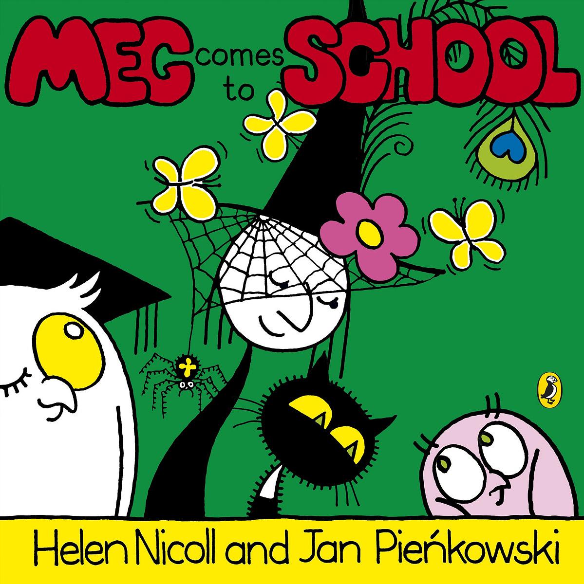 Meg Comes To School