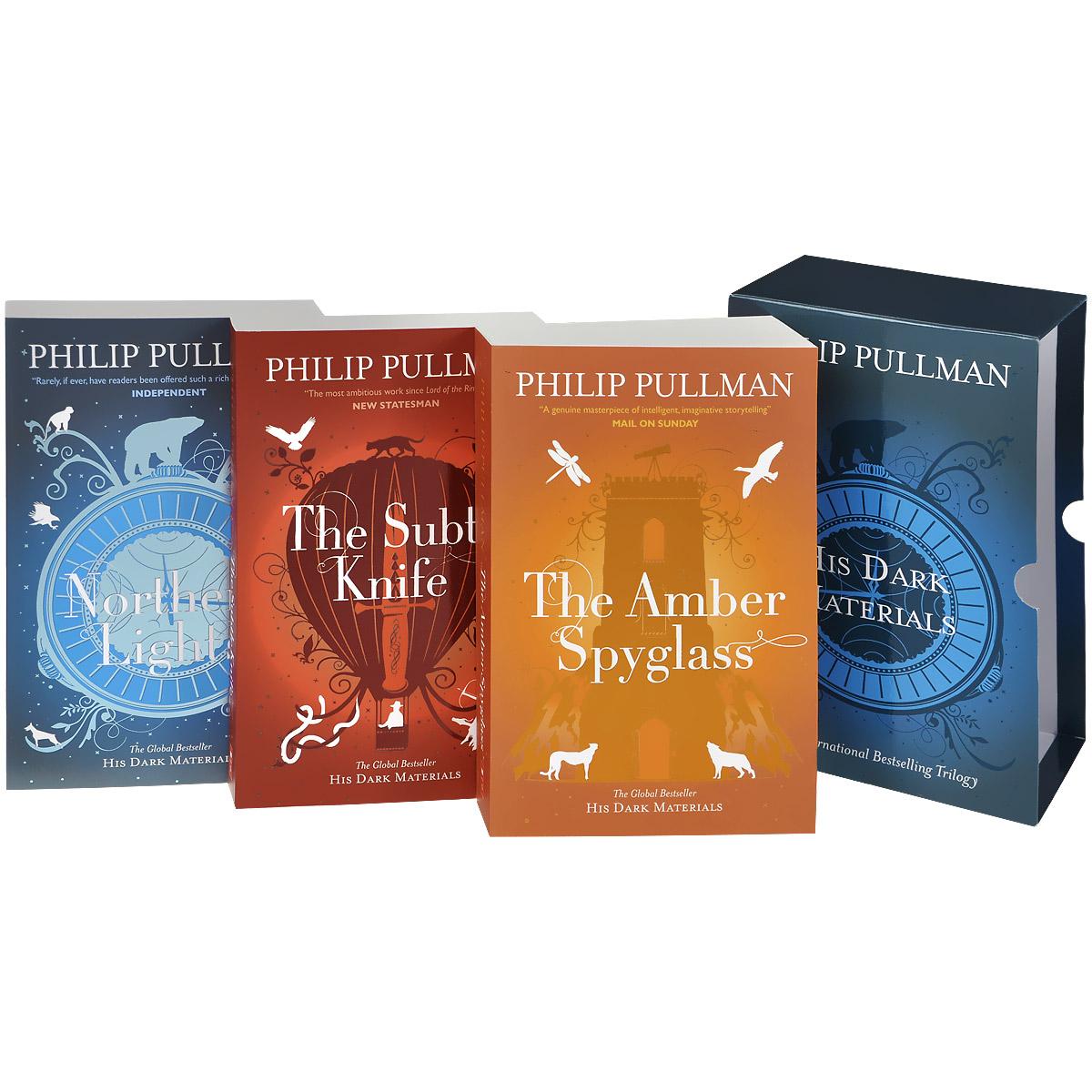 His Dark Materials (комплект из 3 книг)