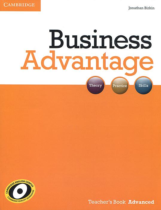 Business Advantage: Advanced: Teacher's Book