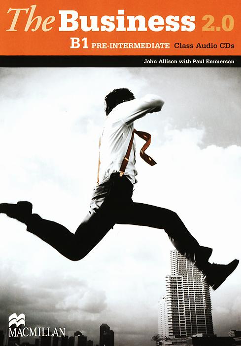 The Business 2. 0 B1: Pre-Intermediate (аудиокурс на 2 CD)