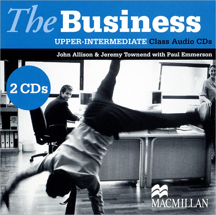 The Business: Upper-Intermediate (аудиокурс на 2 CD)