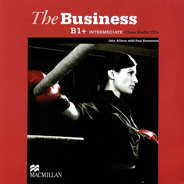 The Business 2.0: B1 + Intermediate (аудиокурс на 2 CD)