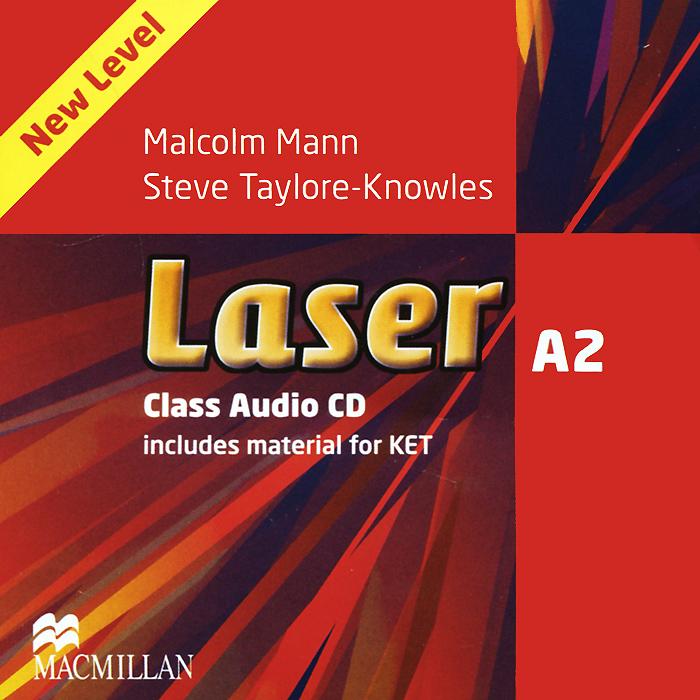 Laser A2: Class Audio CD (аудиокурс CD)