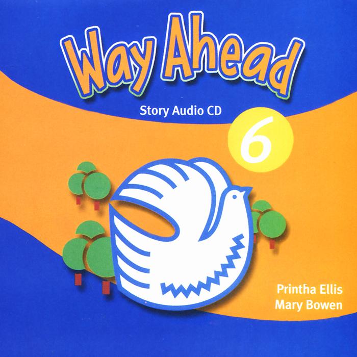 Way Ahead 6: Story (аудиокурс CD)