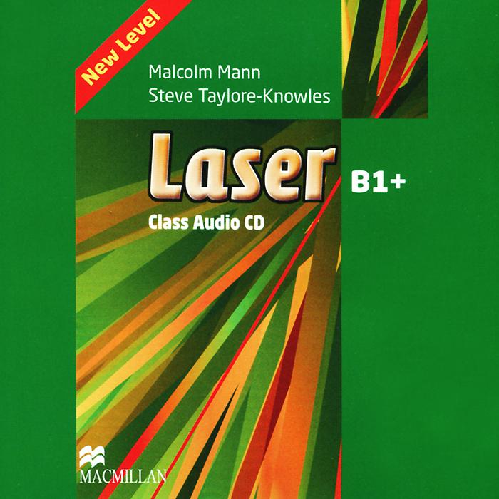 Laser B1+: Class Audio CD (аудиокурс CD)
