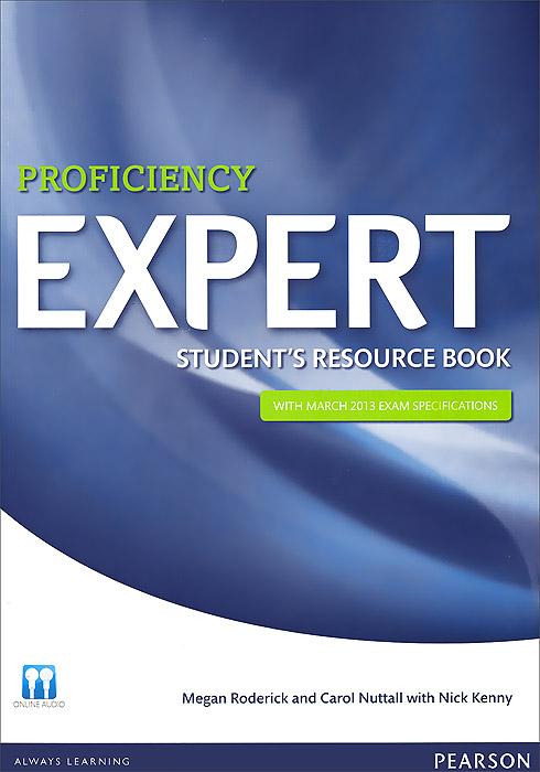 Proficiency Expert: Student's Resource Book
