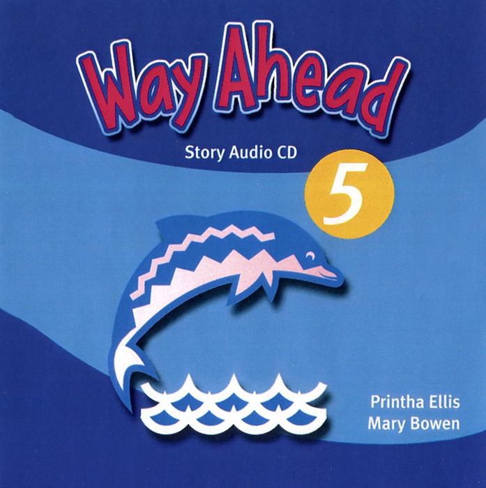 Way Ahead 5: Story Audio CD (аудиокурс CD)