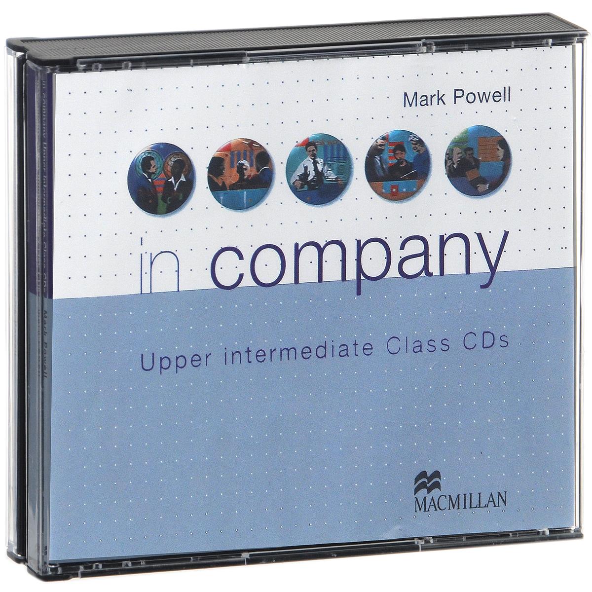In Company: Upper-Intermediate (аудиокурс на 4 CD)