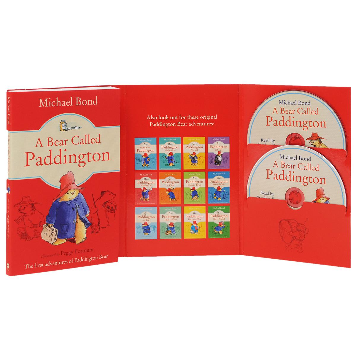 A Bear Called Paddington (+ 2 CD)
