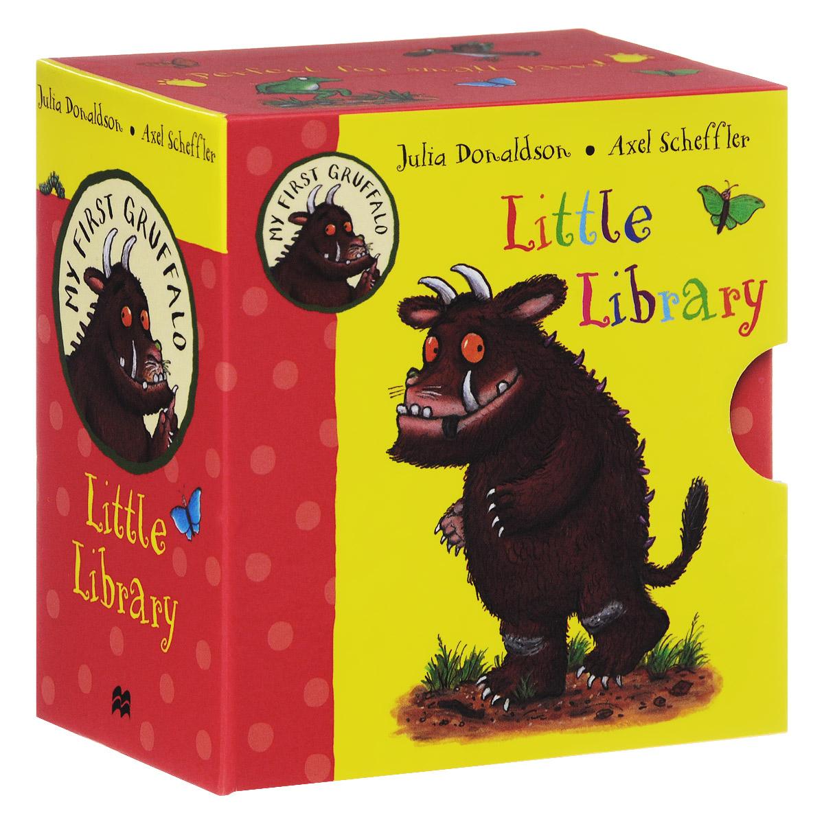 My First Gruffalo Little Library (комплект из 4 миниатюрных книжек)