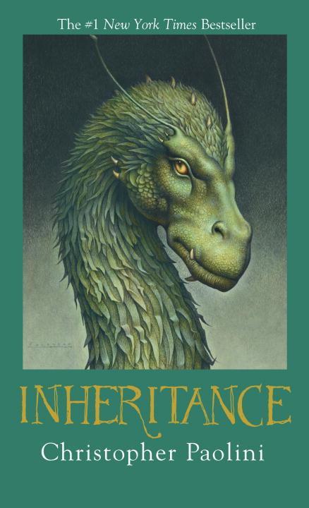 Inheritance: Inheritance Cycle: Book 4