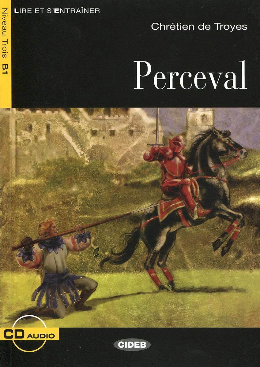 Perceval: Niveau trois B1 (+ CD)