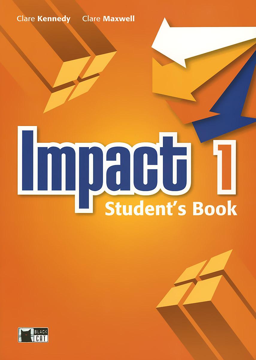 Impact 1: Student's Book (+ DVD-ROM)