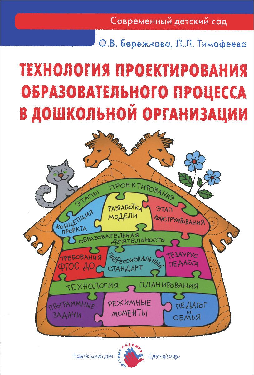Технология проектирования образовательного процесса в дошкольной организации. Методическое пособие