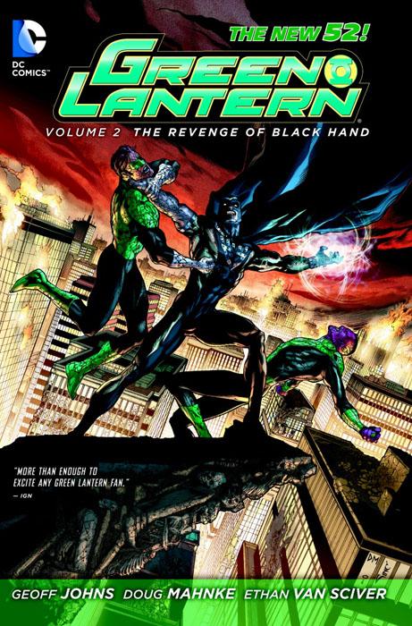 Johns, geoff Gl vol 02 revenge black hand