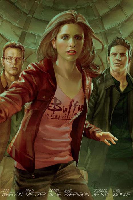 Whedon, joss Buffy season 8 libr ed vol 4