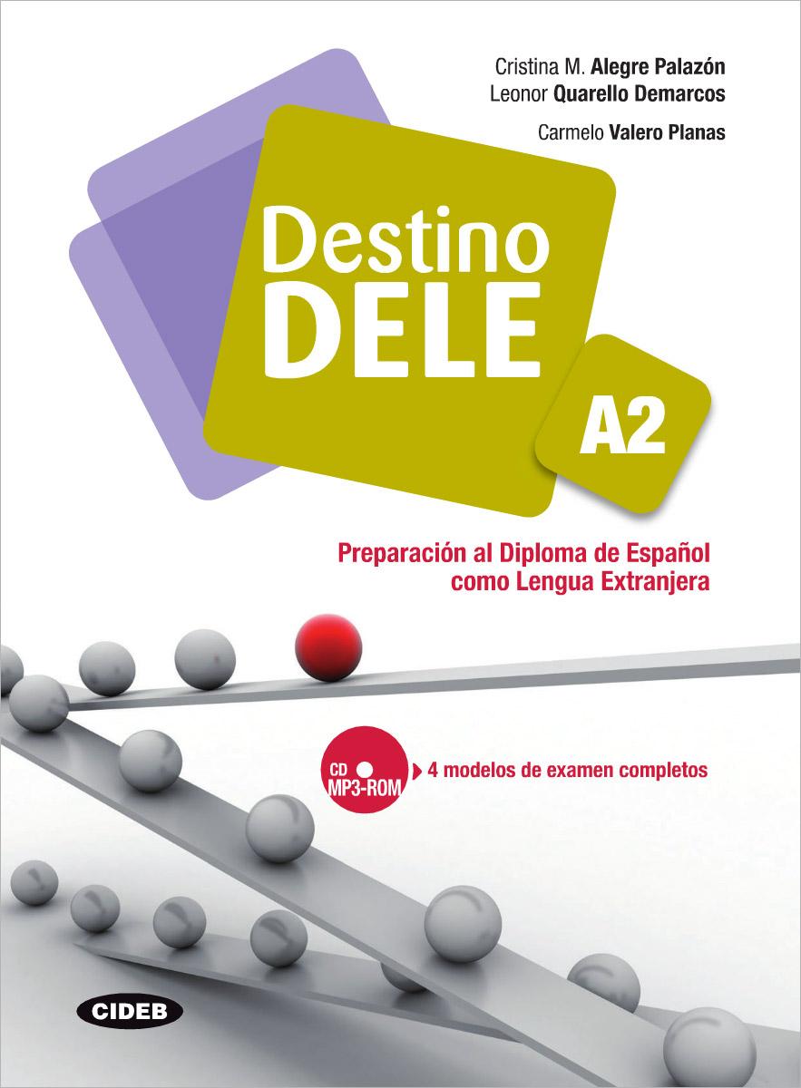 Es Destino DELE: A2 ( + CD-ROM)