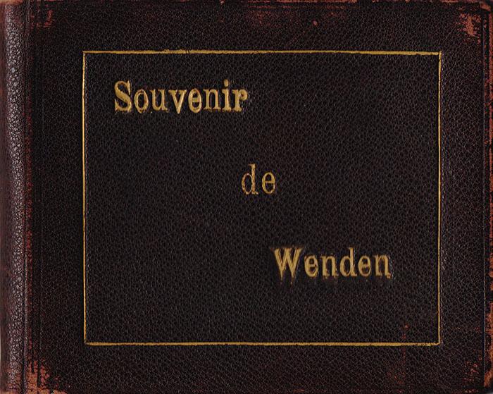 Souvenir de Wenden