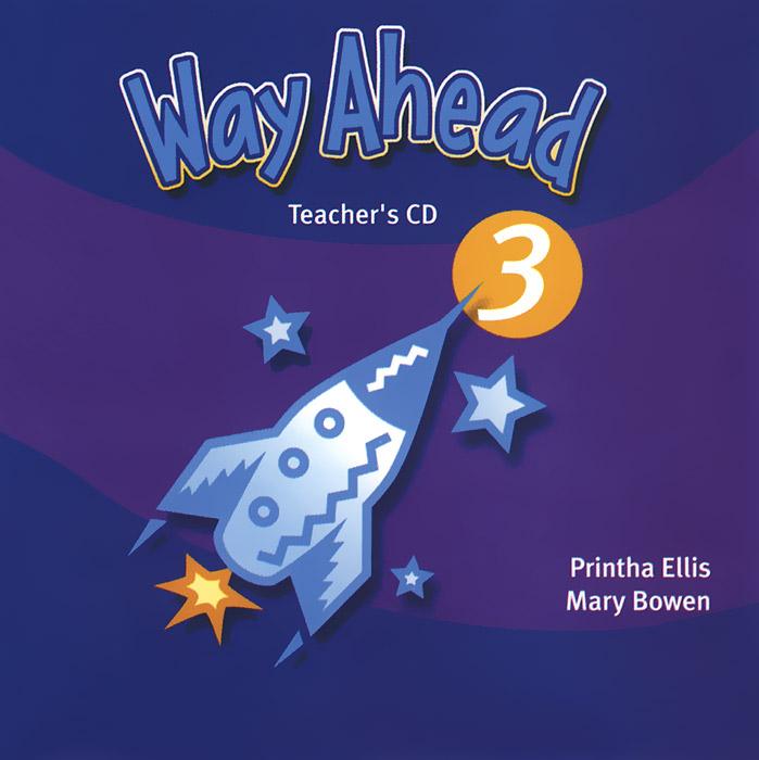 Way Ahead 3: Teacher's CD (аудиокурс на CD)