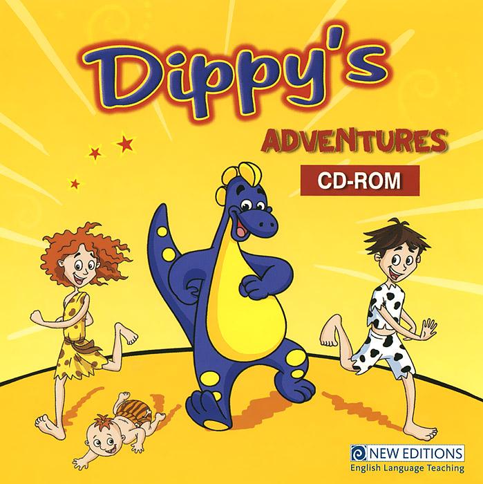 Dippy's Adventures (CD-ROM)