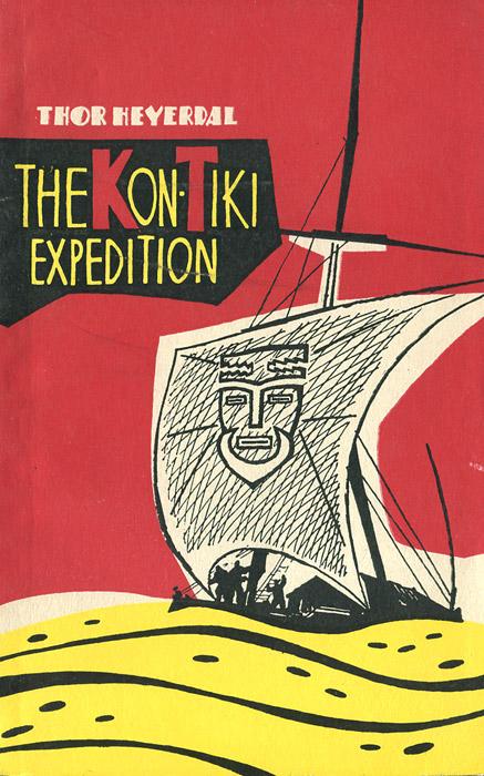The Kon-Tiki Expedition12296407Книга норвежского этнографа Тура Хейердала ПУТЕШЕСТВИЕ НА КОН-ТИКИ, посвященная описанию организованного им и проведенного под его руководством путешествия на плоту от Перу до Полинезии. Это путешествие было предпринято с целью доказать возможность заселения островов Полинезии с востока, из Америки. И хотя по признанию самого Хейердала ему удалось доказать лишь мореходные качества бальзовых плотов, значение его экспедиции вышло далеко за пределы поставленной им цели. Эта экспедиция приобрела самостоятельный интерес независимо от решения вопроса о происхождении полинезийцев. Основанная на точном анализе взаимодействия течений и ветров Тихого океана, эта экспедиция явилась выражением торжества научного предвидения, безграничной смелости и целеустремленности. Представляя интерес для самого широкого круга читателей, эта книга окажется особенно полезной для студентов-географов, историков, биологов и зоологов. В настоящем издании книга выходит с сокращениями; в отдельных...