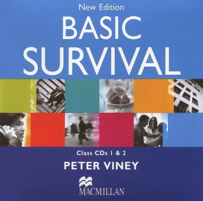 Basic Survival: Class CDs (аудиокурс на 2 CD)