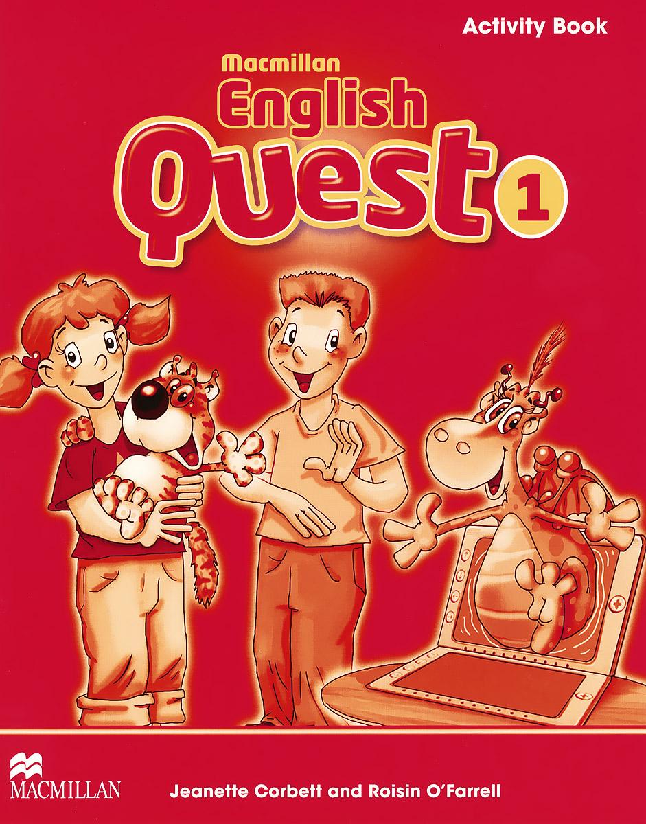 Macmillan English Quest 1: Activity Book
