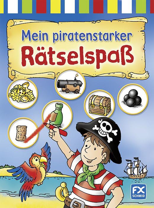 Mein piratenstarker Ratselspass?