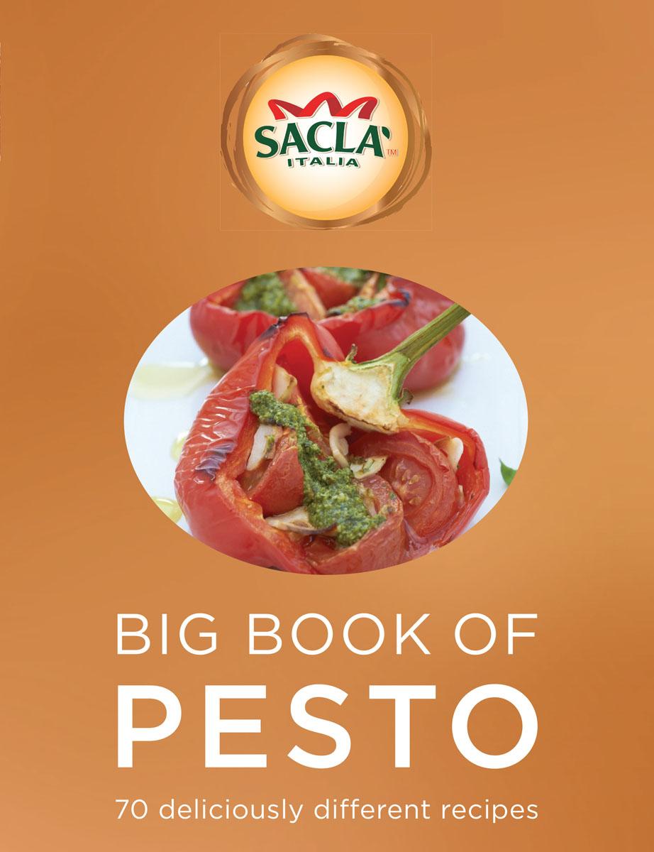 Sacla' Big Book of Pesto