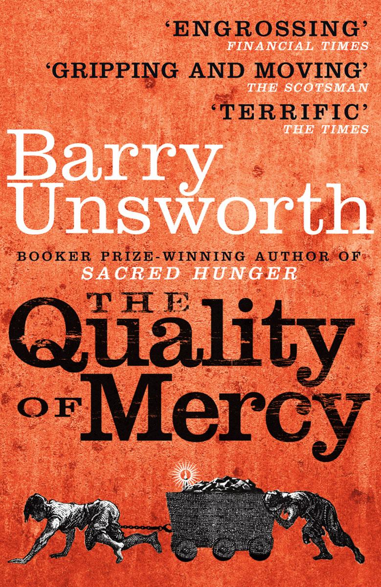 Обложка книги The Quality of Mercy