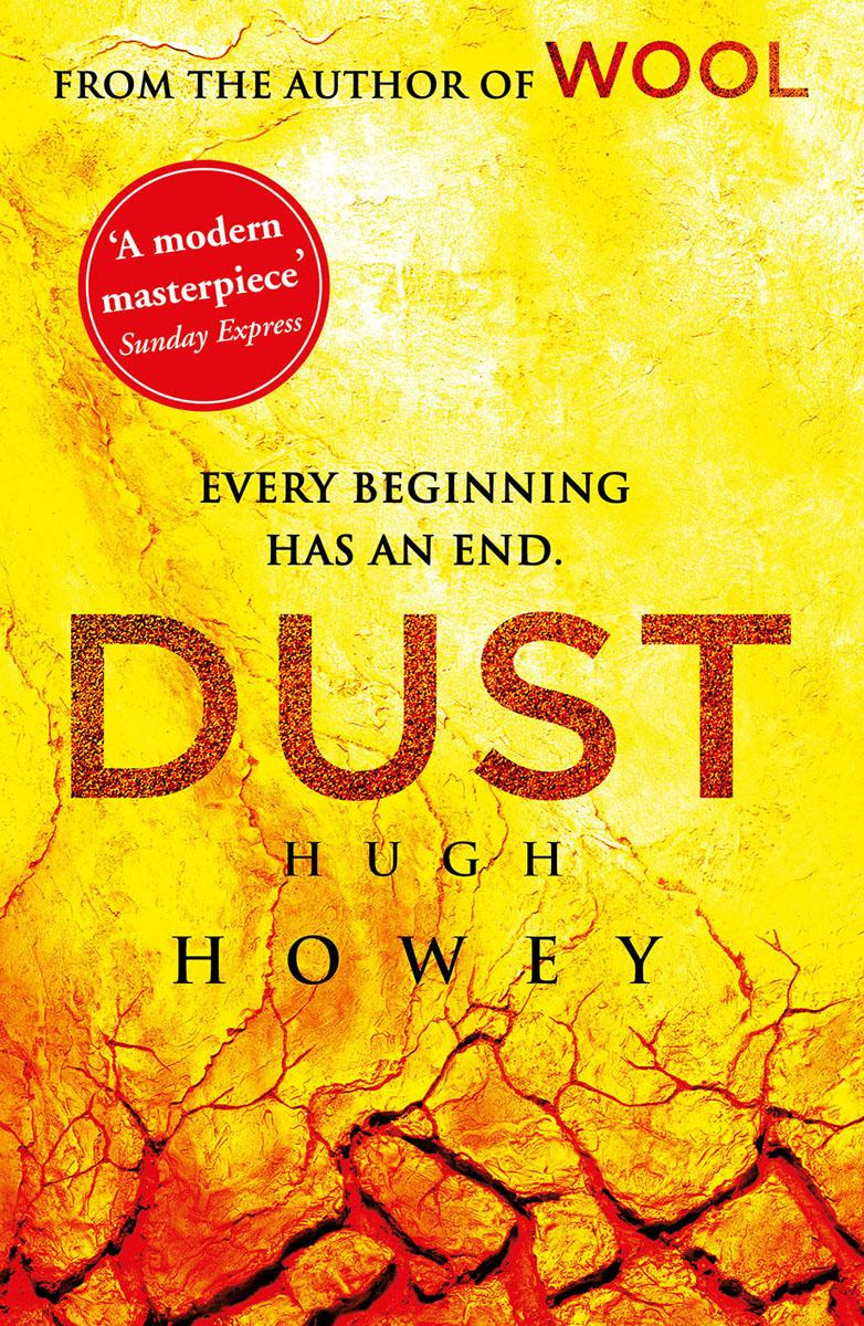 Hugh Howey Dust поло print bar верни мне мой 1917