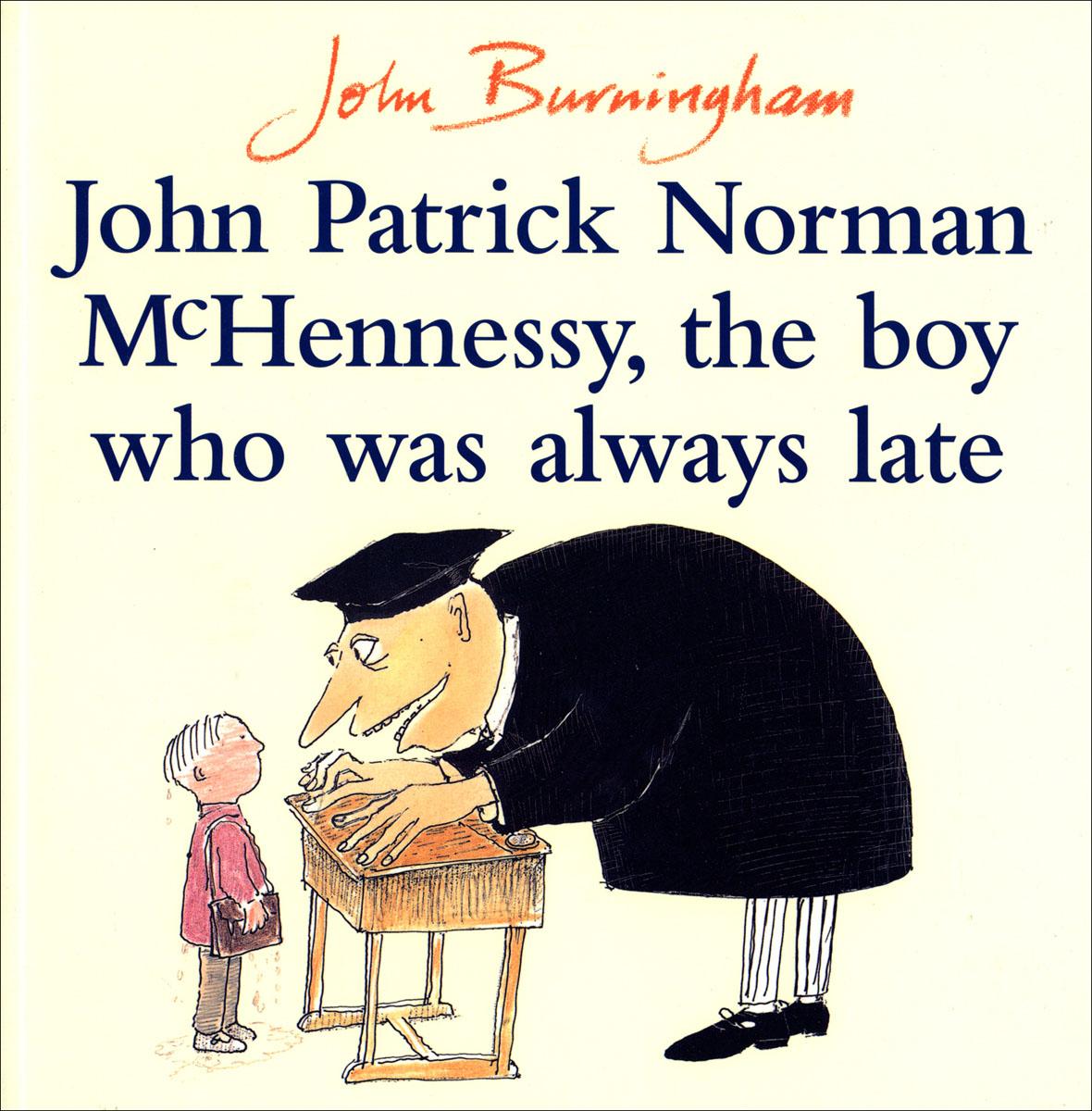 John Patrick Norman McHennessy