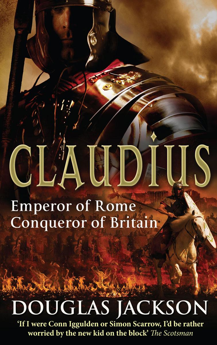 Jackson, Douglas Claudius