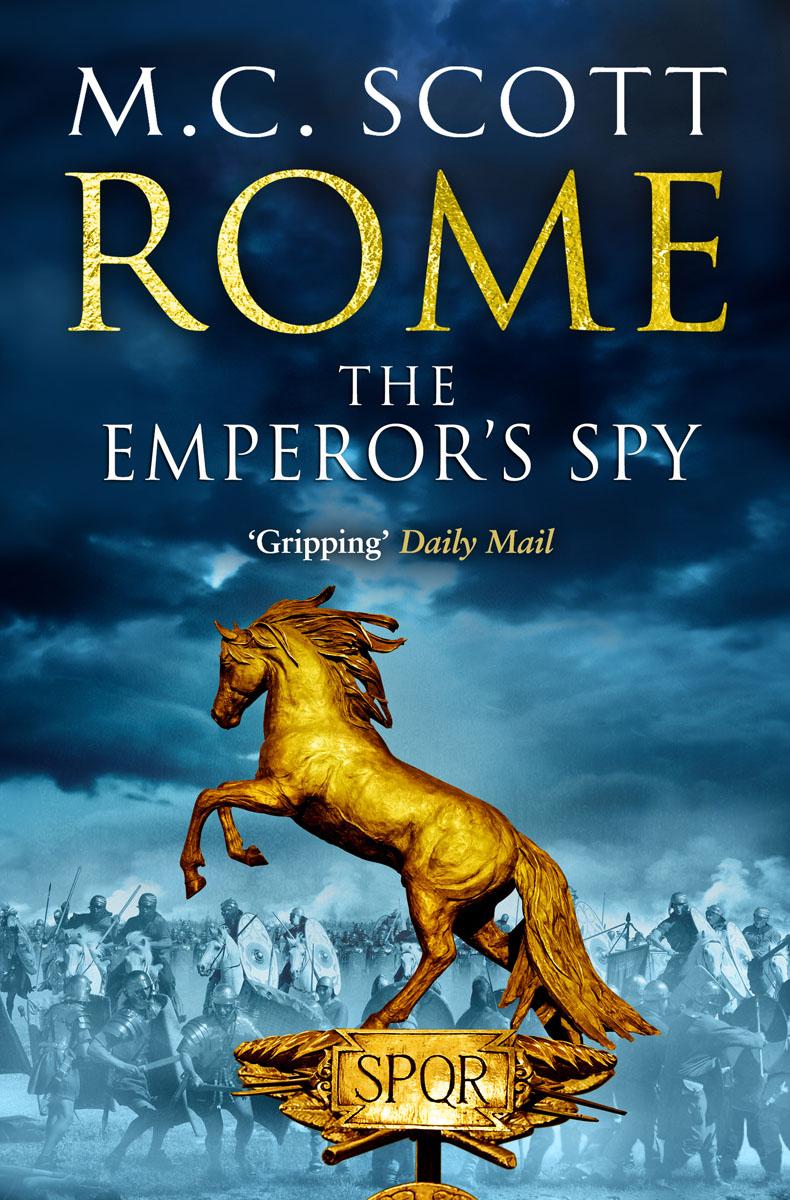 Rome: The Emperor's Spy