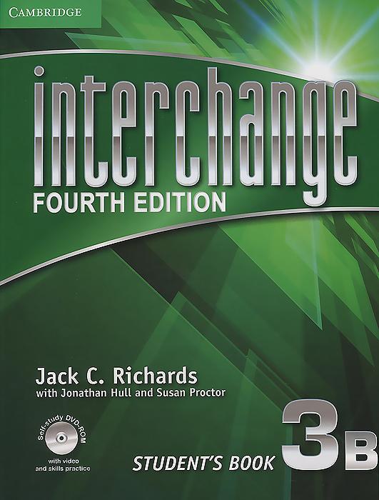Interchange: Level 3: Student's Book (+ DVD-ROM)