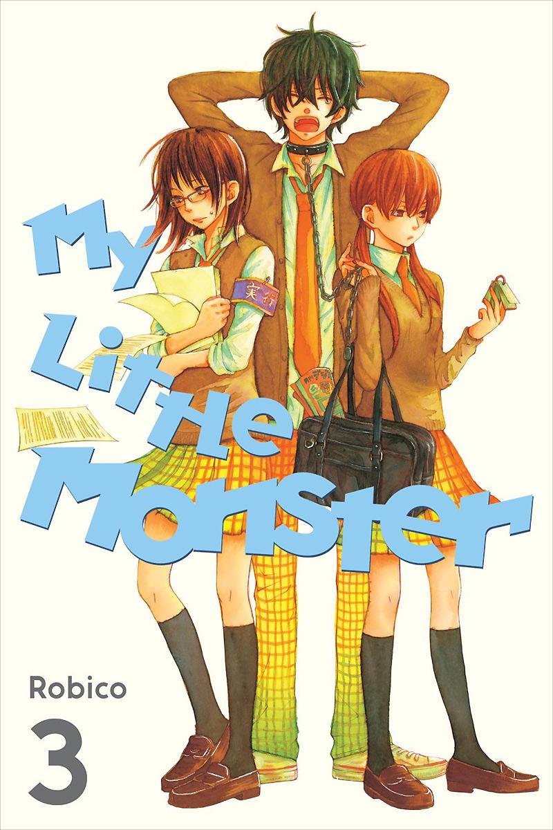 My Little Monster: Volume 3