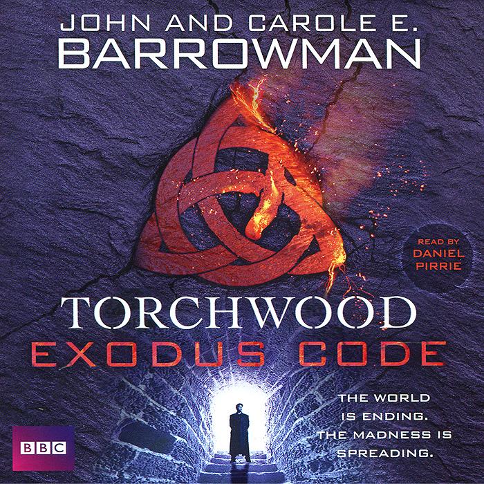 Torchwood: Exodus Code (аудиокнига MP3 на 8 CD)