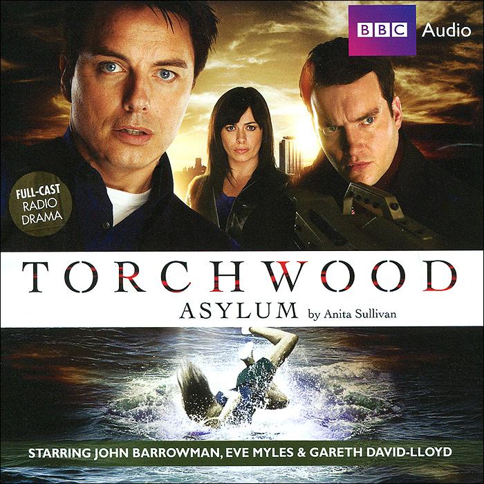 Torchwood: Asylum (аудиокнига на CD)
