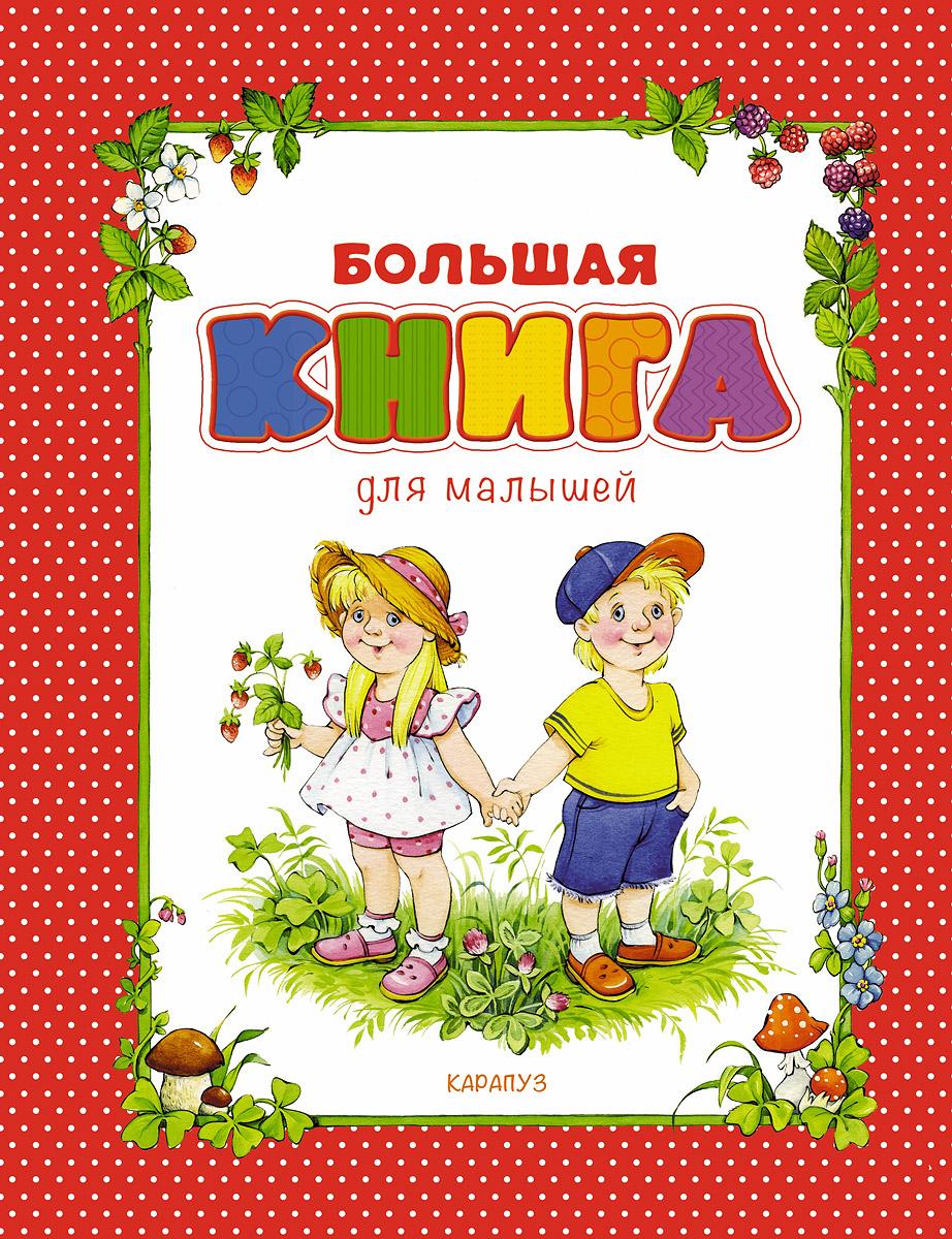 Большая книга для малышей. Для детей от 6 месяцев