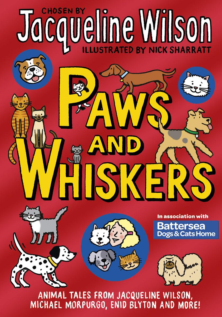 Wilson, Jacqueline Paws and Whiskers плазменный резак ресанта ипр 40