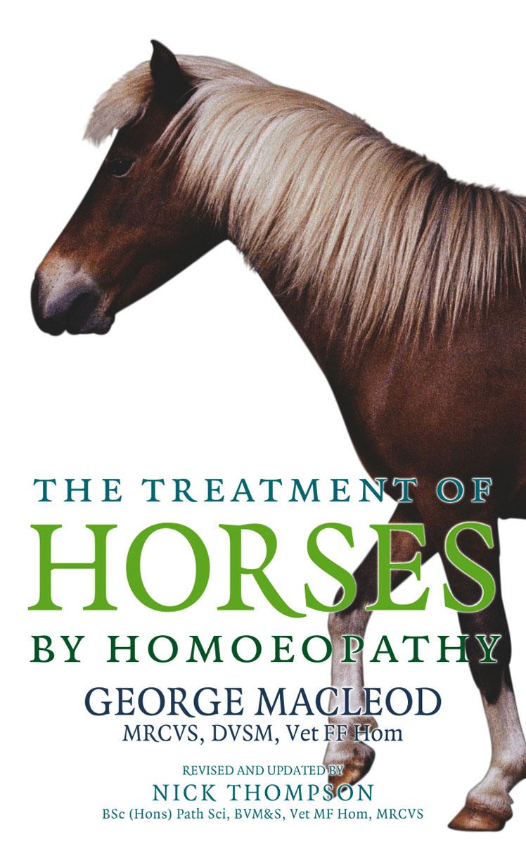 Macleod, George Treatment Of Horses By Homoeopathy selenga hd930