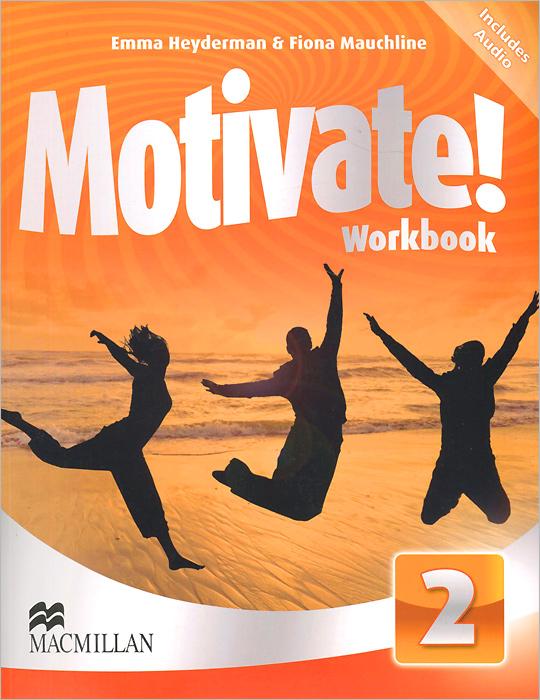 Motivate! Level 2: Workbook (+ 2 CD)