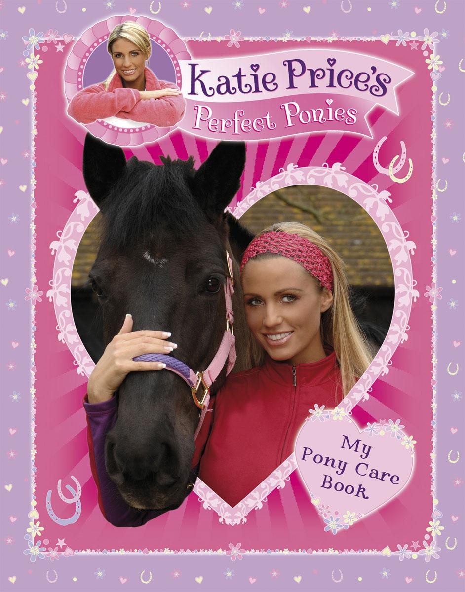 Katie Price's Perfect Ponies: My Pony Care Book