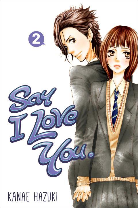 Say I Love You: Volume 2