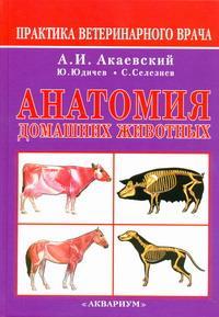 Анатомия домашних животных
