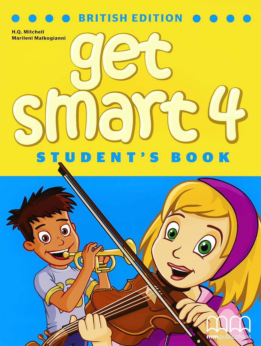 Get Smart 4: Student Book