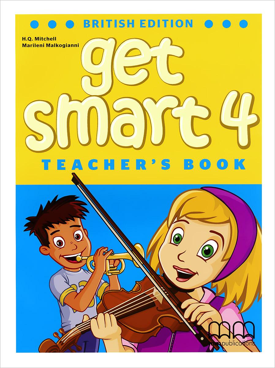 Get Smart 4: Teacher's Book