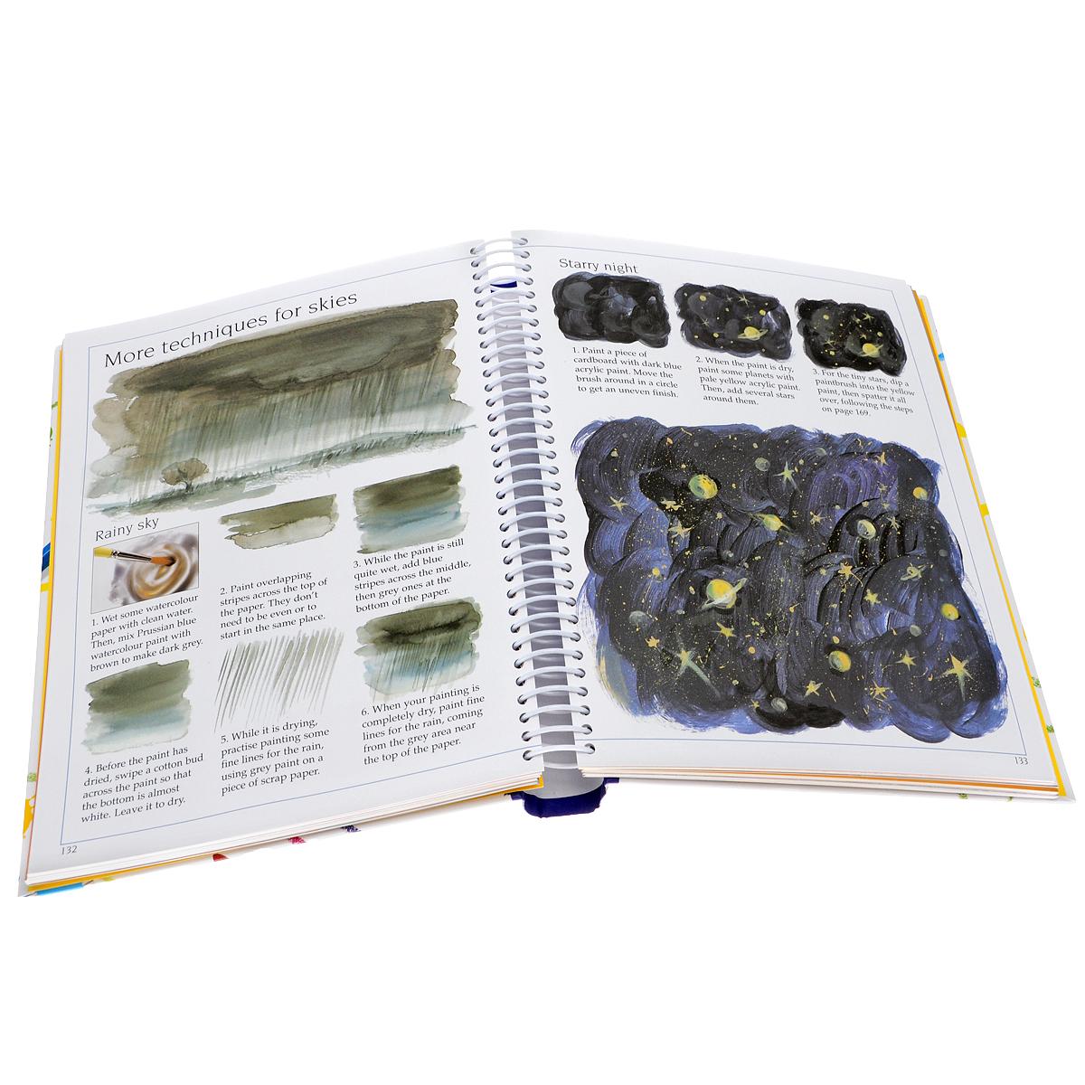 The Usborne Complete Book of Art Ideas